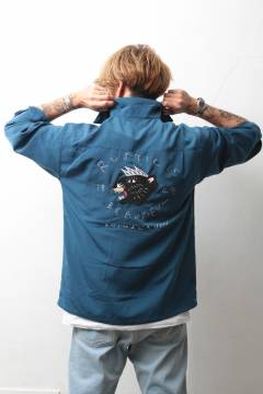 "ANIMALIA AN20A-SH02 ""R.I.B. SHIRTS""  BLUE"