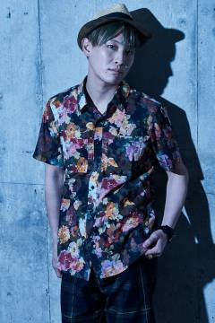 Zephyren(ゼファレン) SHIRT S/S - Resolve - FLOWER