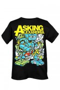 ASKING ALEXANDRIA KILLER ROBOT T-Shirt