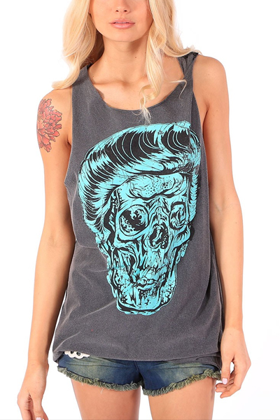 IRON FIST CLOTHING Pony Boy Muscle Tank