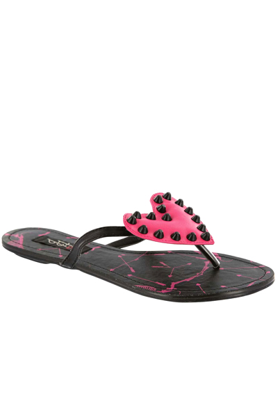IRON FIST CLOTHING IRON FIST SKELLICORN SANDAL