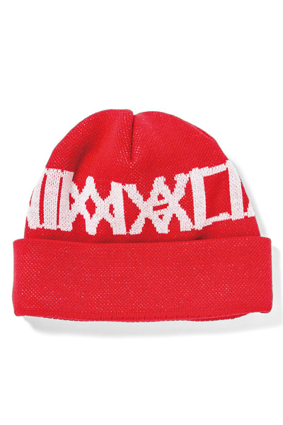 ANIMALIA AN16A-CP01 BEANIE#007 RED