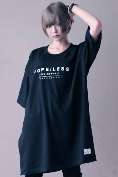 アマツカミ 「絶望感」T-shirts White