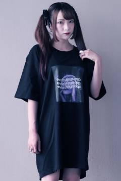 アマツカミ 「永眠」T-shirts Purple