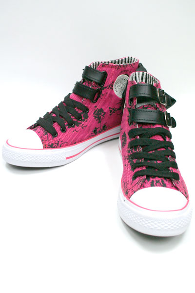 IRON FIST Ladies Lacey Days Hi Top