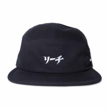【予約商品】PUNK DRUNKERS リーチ帽(CAP) - BLACK
