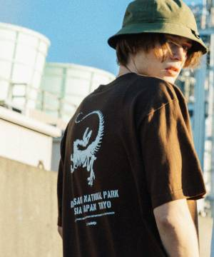 【予約商品】Subciety SAFARI S/S- BROWN