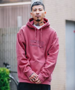 Subciety PIGMENT PARKA - RED
