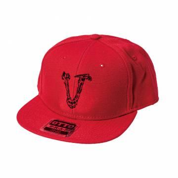 【予約商品】Zephyren(ゼファレン)B.B CAP - Un Espuela De Hueso - RED