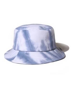 【予約商品】Subciety TIE-DYE BUCKET HAT - NAVY