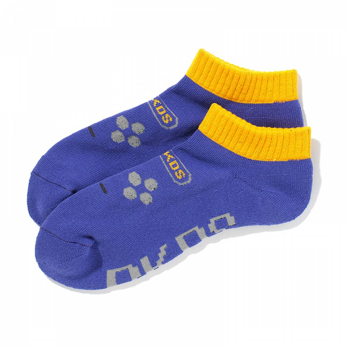 【予約商品】PUNK DRUNKERS SOCKS BOY - PURPLE
