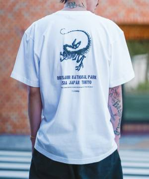 【予約商品】Subciety SAFARI S/S- WHITE