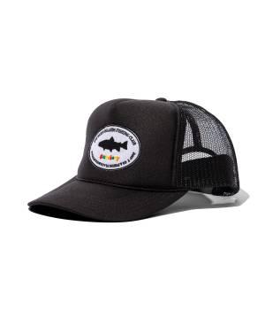 【予約商品】Subciety FISHER CAP- BLACK
