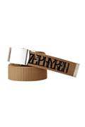 【予約商品】Zephyren(ゼファレン)LONG G.I BELT - VISIONARY - BEIGE