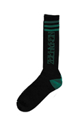 【予約商品】Zephyren(ゼファレン)GYM SOX -VISIONARY- BLACK / GREEN