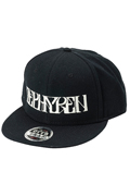 【予約商品】Zephyren(ゼファレン)B.B CAP -VISIONARY- BLACK / WHITE