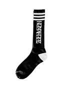 【予約商品】Zephyren(ゼファレン)GYM SOX -VISIONARY- BLACK / WHITE