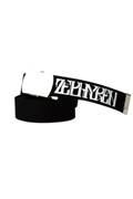 【予約商品】Zephyren(ゼファレン)LONG G.I BELT - VISIONARY - BLACK
