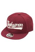 【予約商品】Zephyren(ゼファレン)B.B CAP -BEYOND- BURGUNDY