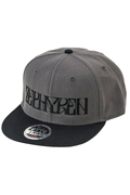 【予約商品】Zephyren(ゼファレン)B.B CAP -VISIONARY- CHARCOAL / BLACK