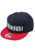 【予約商品】Zephyren(ゼファレン)B.B CAP -VISIONARY- NAVY / RED