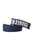 【予約商品】Zephyren(ゼファレン)LONG G.I BELT - VISIONARY - NAVY