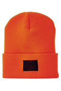 【予約商品】Zephyren(ゼファレン)LONG BEANIE -You Are Here ORANGE