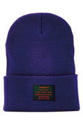 【予約商品】Zephyren(ゼファレン)LONG BEANIE -You Are Here PURPLE