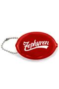 【予約商品】Zephyren(ゼファレン)COIN CASE -BEYOND- RED