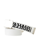 【予約商品】Zephyren(ゼファレン)LONG G.I BELT - VISIONARY - WHITE