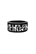 Zephyren(ゼファレン) RUBBER RING - VISIONARY - BLACK