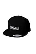 【予約商品】Zephyren(ゼファレン)TWILL MESH CAP -PROVE- BLACK