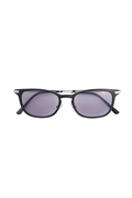 【予約商品】Zephyren(ゼファレン)SUNGLASS - INTELLIGENCE - BLACK / L.SMOKE