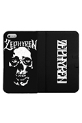 【予約商品】Zephyren(ゼファレン)FLIP iPhone CASE -SkullHead- iPHONE 11Pro