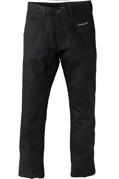 Zephyren STADS WORK PANTS - BLACK