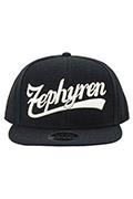 ZEPHYREN (ゼファレン) B.B.CAP -BEYOND- - BLACK/WHITE