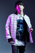 Zephyren(ゼファレン)STUDIUM JACKET - As above,So below - WHITE