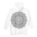 【予約商品】Zephyren(ゼファレン)DOLMAN BIG PARKA - Kaleidoscope - WHITE