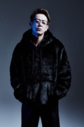 Zephyren(ゼファレン)FUR PARKA BLACK