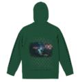 【予約商品】Zephyren(ゼファレン)PARKA - aurea mediocritas - D.GREEN