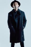 【予約商品】Zephyren(ゼファレン) TRENCH COAT BLACK