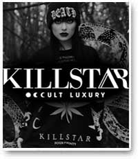 KILL STAR CLOTHING